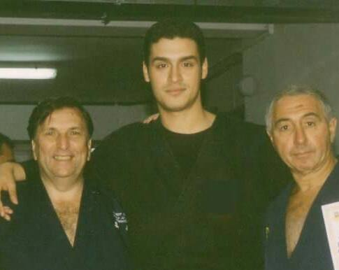 Antonio La Salandra.Antonio La Salandra The Secutor Course World Ju Jitsu